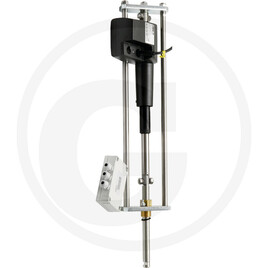 elektrischer zylinder zu messingschieber art 0610. Black Bedroom Furniture Sets. Home Design Ideas