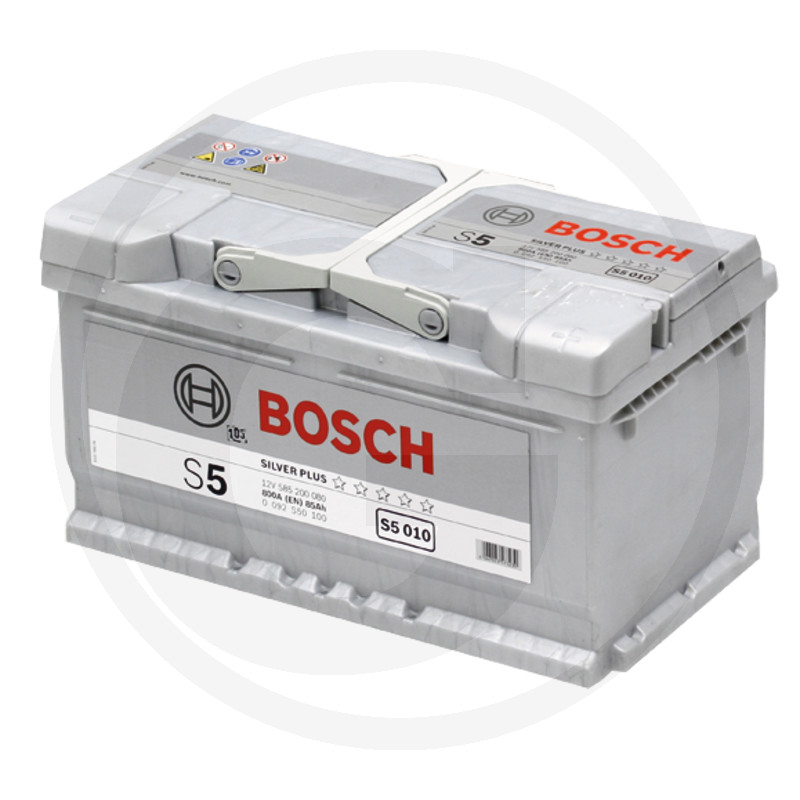 bosch batterie s5 12v 100ah. Black Bedroom Furniture Sets. Home Design Ideas